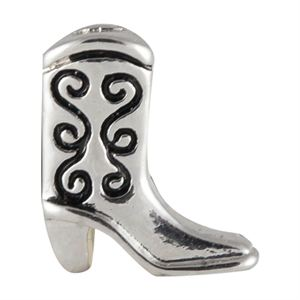 Picture of Cowgirl Boot Charm